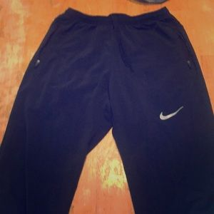 Men's Nike Dri-Fit joggers size Small perfect cond